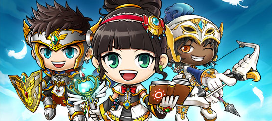 "3 The ""Crimsonwood Keep"" expansion of MapleStory"